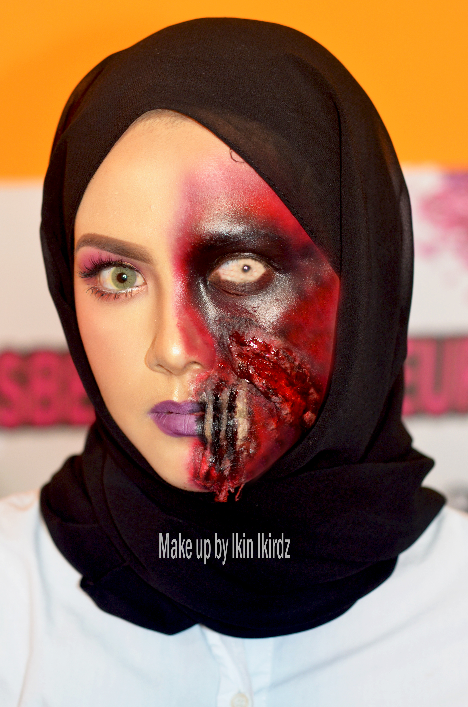 special effect make up-sfx-makeupartist