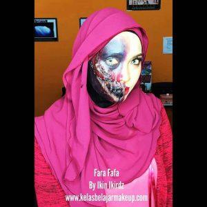 belajar-solekan-pengantin-nikah-photoshoot-mefa-inspirasi-perkahwinan-mac-nars-belajar-make-up-kursus-solekan-kelasbelajarmakeup-nakbelajarmakeup-caramakeup-solekankesankhas-specialeffects-makeup-practice-makeupseram