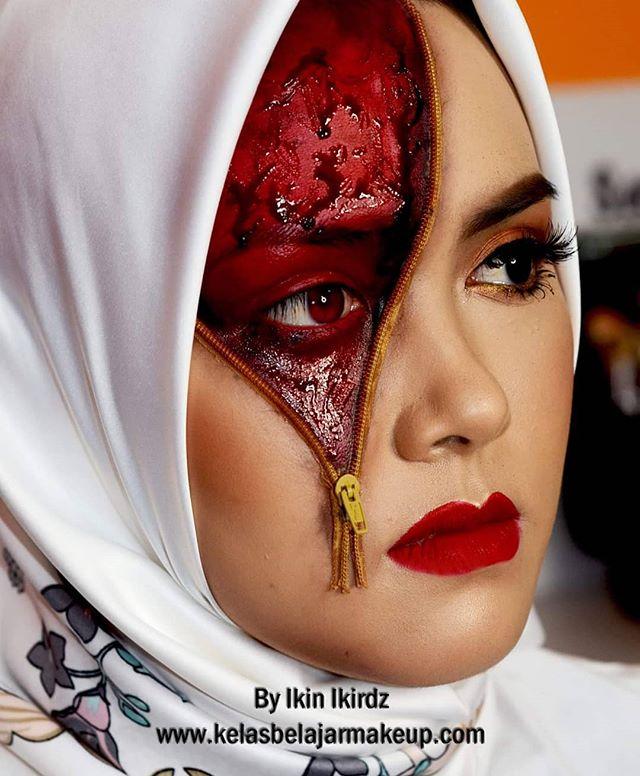 belajar-solekan-pengantin-nikah-photoshoot-mefa-inspirasi-perkahwinan-mac-nars-belajar-make-up-kursus-solekan-kelasbelajarmakeup-nakbelajarmakeup-caramakeup-solekankesankhas-specialeffects-makeup-practice